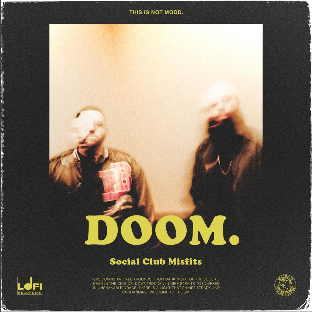 Social Club Misfits - DOOM. EP
