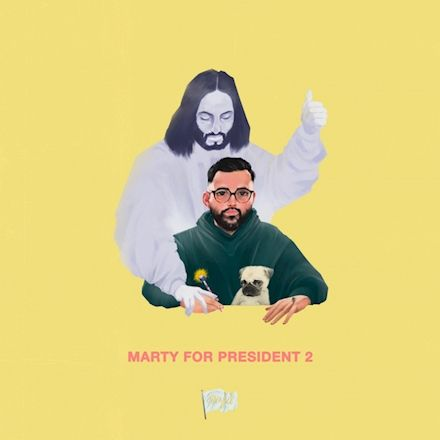 Marty - The One Where I Talk To God